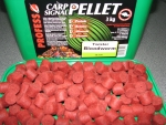 Profess Fishing Carp Signal Pellet Twister Red Worms & Bloodwoem 18mm 3kg