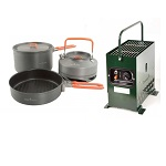 CAMPING & COOKWARE
