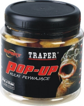 Traper Pop-up Banana 18mm 50gr.