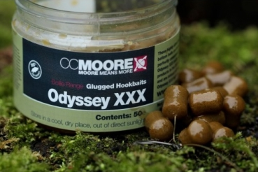 CCMoore Odyssey XXX Glugged Hookbaits - 10/14 mm - 50St.