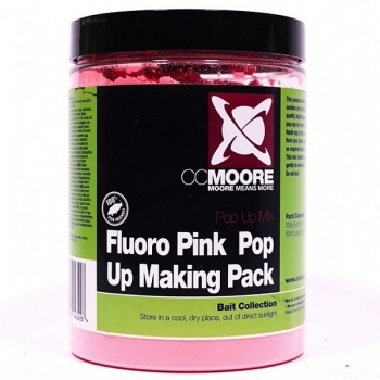 CCMoore Pop Up Making Pack Fluoro Pink 200g