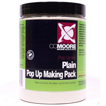 CCMoore Pop Up Making Pack Plain 200g