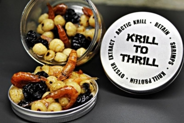 "My-Baits Hi-Natural Black ´n White Tigers ""Krill to Thrill ""150ml"