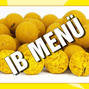 Imperial Fishing IB Menü Birdfood Banana Boilies 20mm