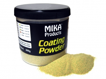 Mika Coating Powder - Undercover Green 200g