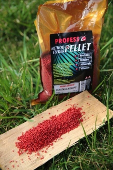 Profess Fishing Micro Method Pellet Bloodworm & Red Worms 2mm 2Kg