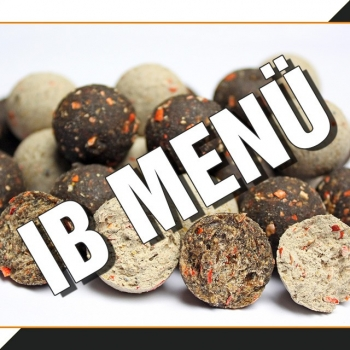 Imperial Fishing IB Menü CRAWFISH black & white Boilies 20mm