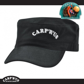Carp'R'Us - Cap black