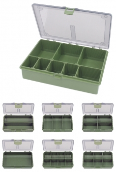 Konger Tackle Box Basis Klein