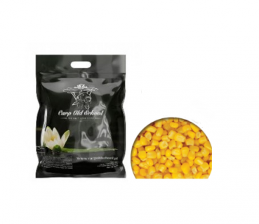 Carp Old School Fertig Mais Partikel 5 kg - Pineapple
