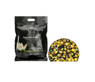 Carp Old School Fertig Mix Partikel 5 kg - Pineapple