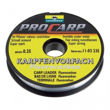 Cormoran Pro Carp Karpfenvorfach Super Hard 0.18mm