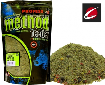Profess Fishing EXPLOSIVE - Green Betaine & Halibut - 700g