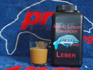 Progressive-Baiting Amino Liquid Enhancer Leber 1000ml