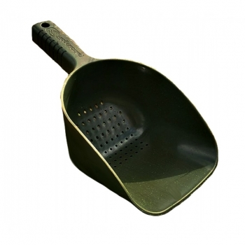 RidgeMonkey Bait Spoon XL gelocht  - Green