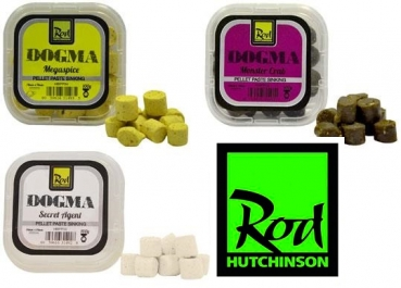 Rod Hutchinson Dogma Pellet Paste Megaspice 14mm x 14mm - 100g