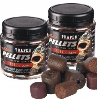 Traper Expert Hook Pellets - Japonese Squid-Octopus 20mm - 100g