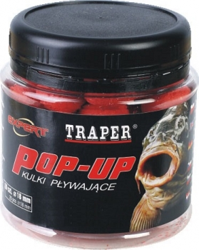 Traper Pop-up Bloodworm 18mm 50gr.