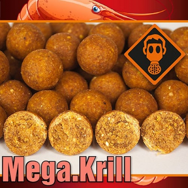Imperial Fishing IB Carptrack Mega.Krill Boilie - 5 kg / 20 mm