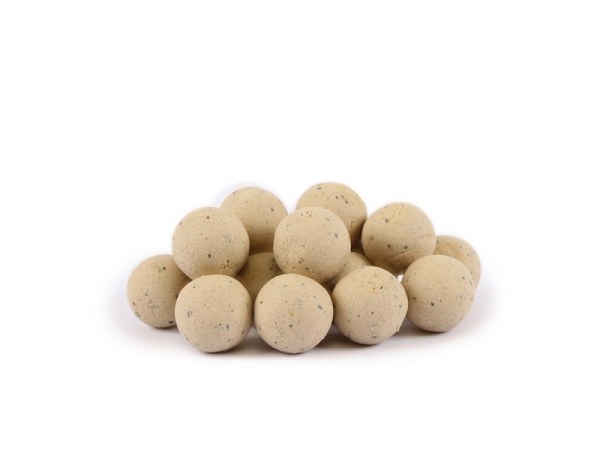 P.R. Baits & Rods Boilies White Nut 5kg / 24mm