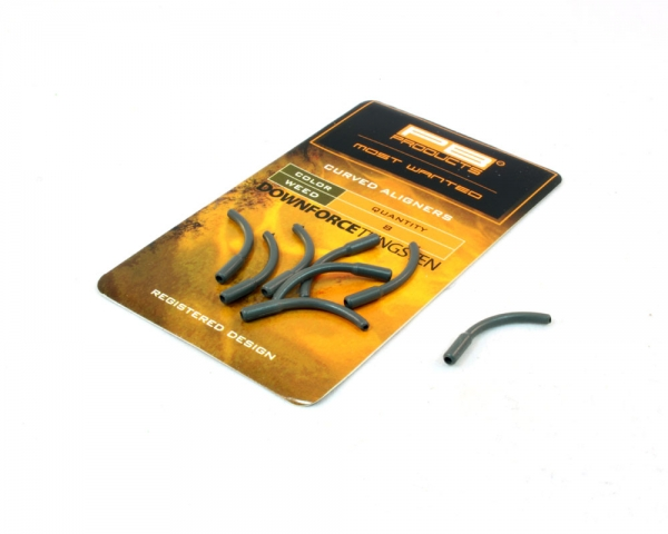 PB Products Downforce Tungsten Curved Aligners Weed