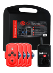 Catsounder XRS SD Edition Set 4+1