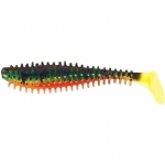 Fox-Rage Spikey Shad - Fire Tiger - 9 cm