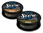Kryston Score Heavyweight Leadcore - 25lb x 10m Muddy Brown