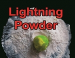 Progressive-Baiting Lightnig Powder Tropical Pineappel 50g