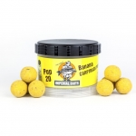 Imperial Fishing IB Carptrack Pop Ups Flying - Banana - 65g / 16mm