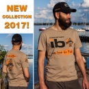 "Imperial Fishing T-Shirt - ""The Art of Bait"" - L"