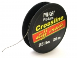 Mika Crossline brown 25 lbs - 20m