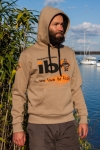 "Imperial Fishing Hoodie - ""The Art of Bait"" - L"